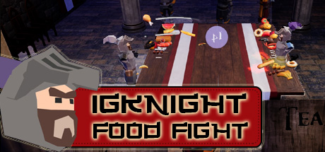 IgKnight Food Fight Arcade Image