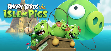 Angry Birds VR: Isle of Pigs Image