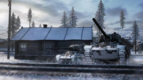 World of Tanks VR