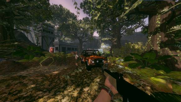 Bleeding Hunt VR Chap.1