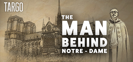 The man behind notre dame