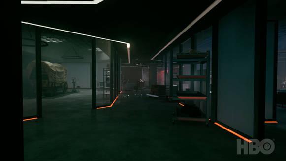 Westworld Awakening Arcade