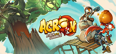 Acron: Attack of the Squirrels! Image