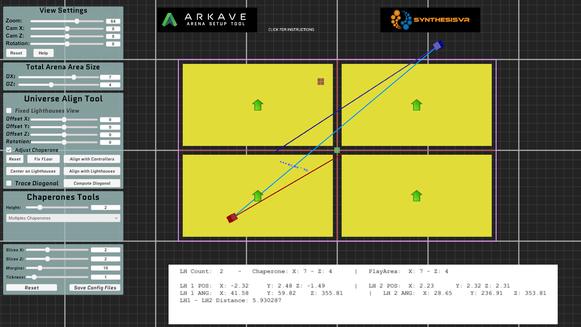 Arkave - Arena Setup Tool