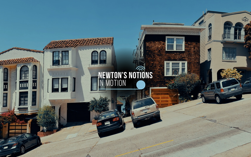 Forces & Interactions - Newton's Notions In Motion Image