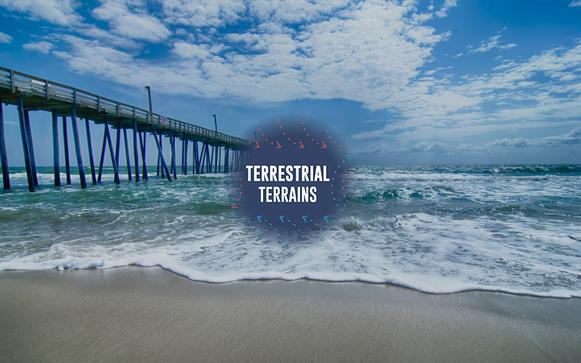 Atmospheric & Oceanic Circulation - Terrestrial Terrains