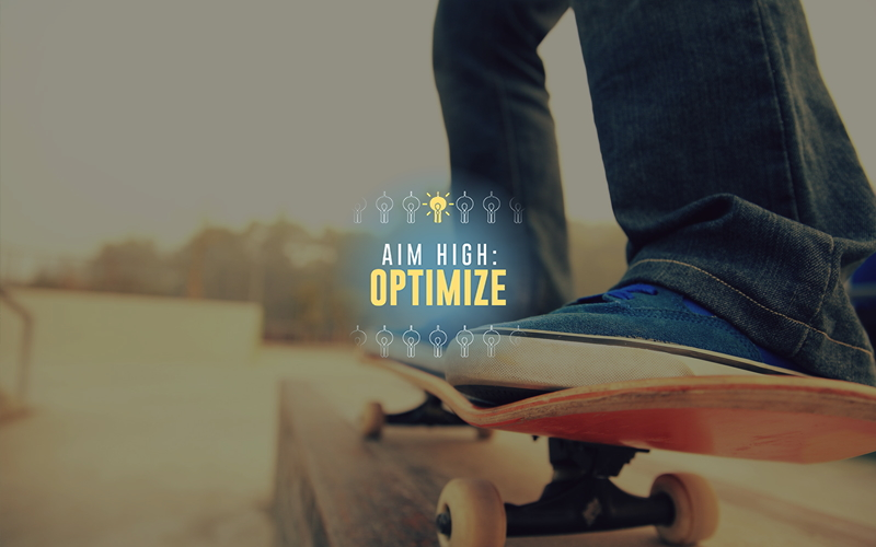 Engineering Design: Optimization - Aim high Optimize Image