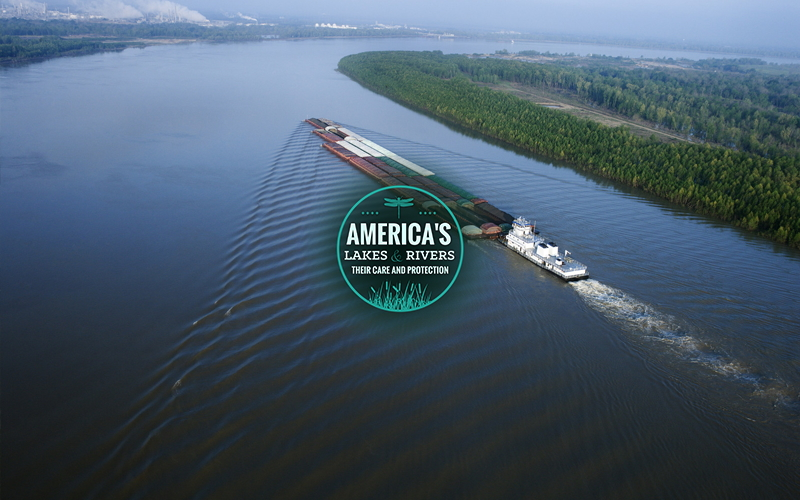 America's Lakes & Rivers - Lakes and Rivers Image