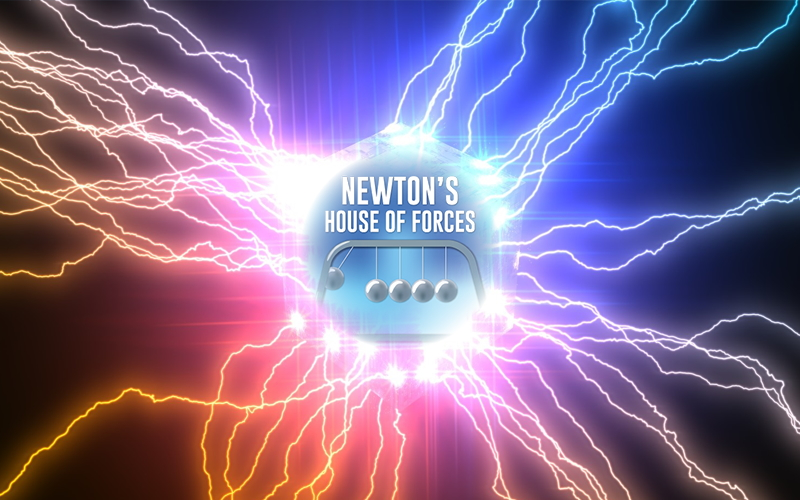 Forces & Interactions - Newton's House Of Forces Image