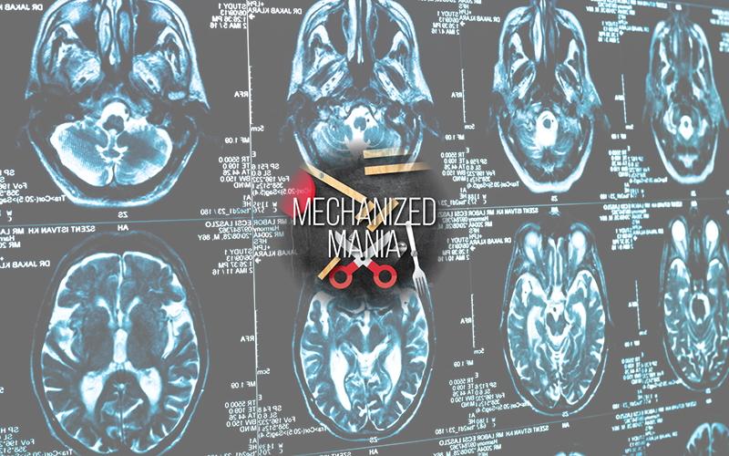 Mechanics - Mechanized Mania Image