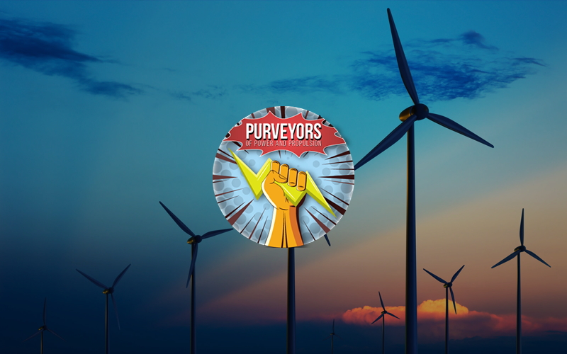 Energy - Purveyors Of Power And Propulsion Image