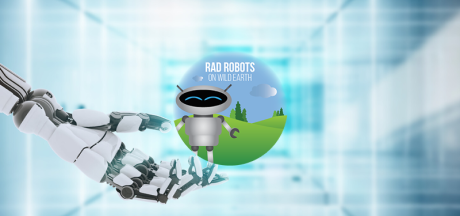 Robotics - Rad Robots On Wild Earth Image