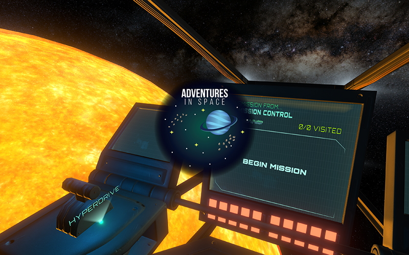 Space Systems - Adventures In Space: Black  Holes And Beyond Image