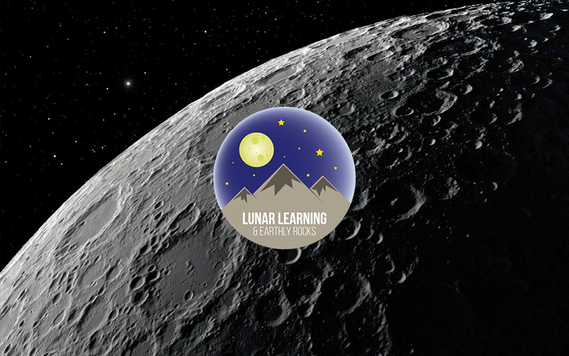 Earth's Systems - Lunar Learning & Earthly Rocks Image