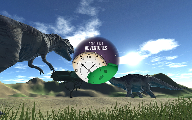 History of Earth - Ancient Adventures Image