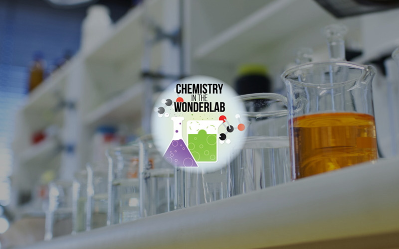 Structure & Properties of Matter - Chemistry In The Wonderlab Image