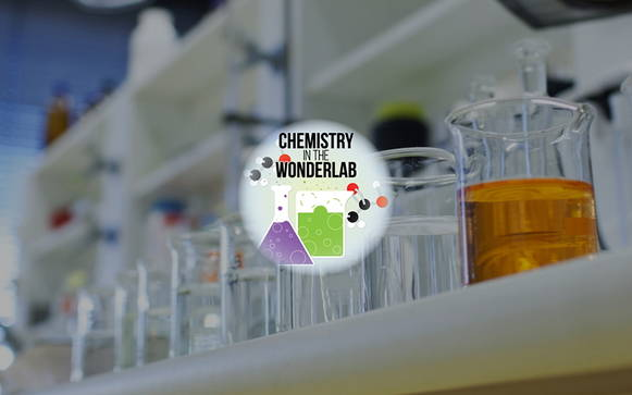 Structure & Properties of Matter - Chemistry In The Wonderlab