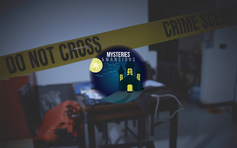 Forensics - Mysteries And Mansions Image