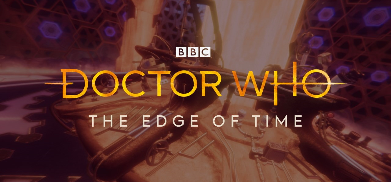 Doctor Who: The Edge of Time Arcade Image