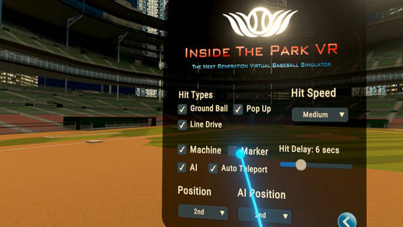 Inside The Park VR