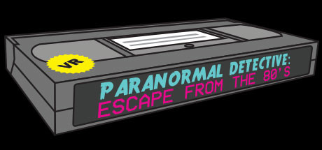 Paranormal Detective: Escape from the 80's Image