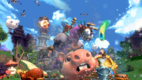 KOORING Wonderland VR