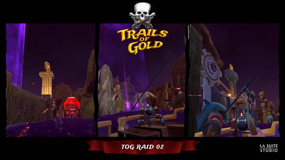 Trails of Gold