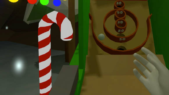 Kris Kringle's Christmas Village VR