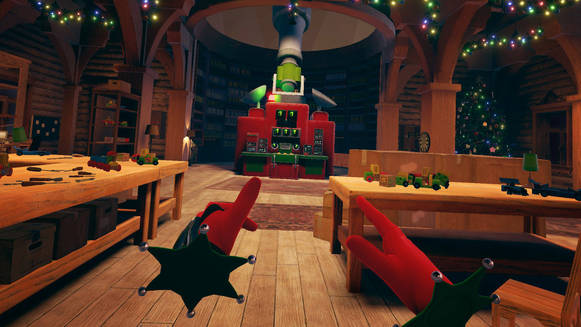A Very Bad Christmas Eve