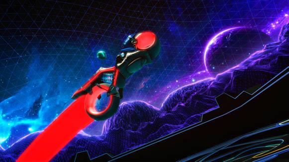 Qbike: Cyberpunk Motorcycles